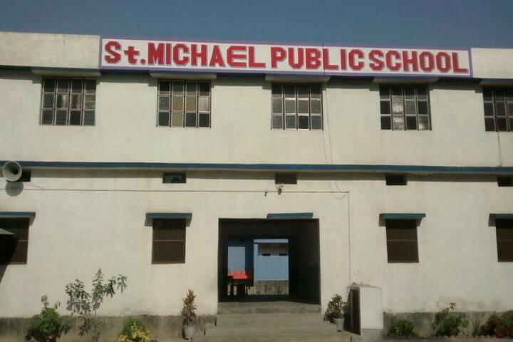 St Michael Public School-Building