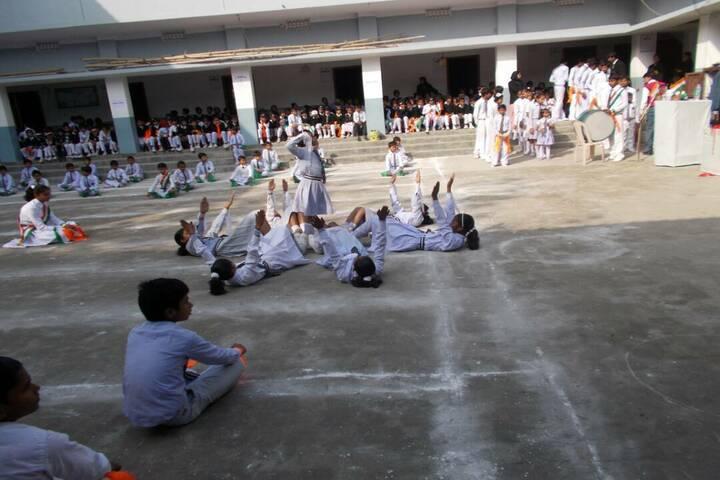 St Michael Public School-Dance