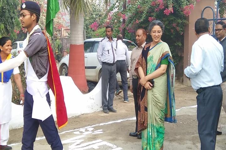Kendriya Vidyalaya-Guest of Honour