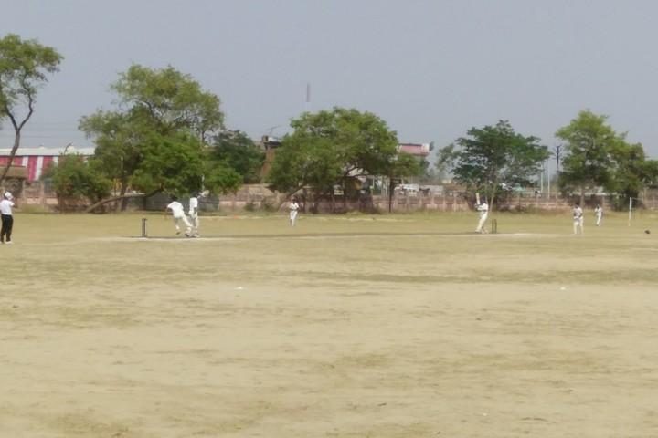 Kendriya Vidyalaya-Playground View