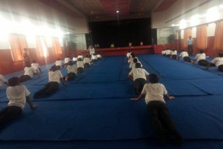 St Michaels High School-Yoga