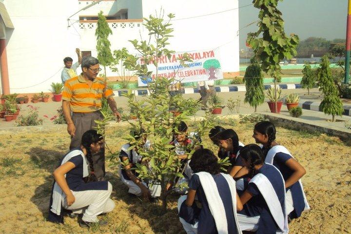 Kendriya Vidyalaya-Environment Day