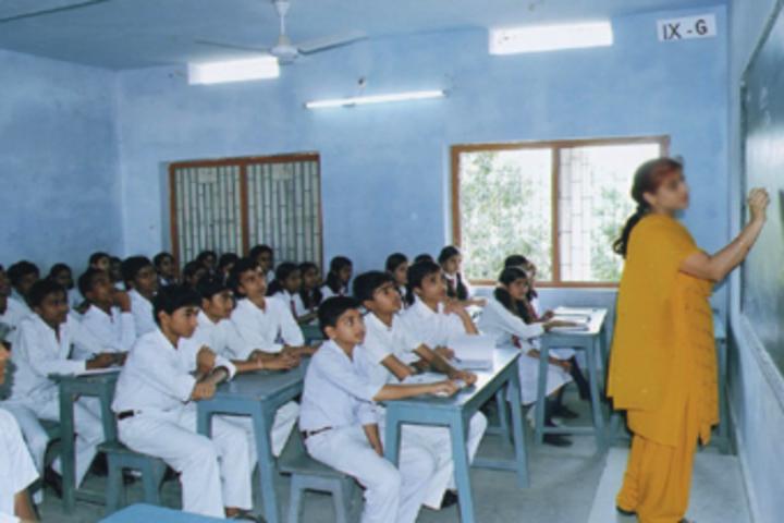 St Paul Secondary School-Class Room