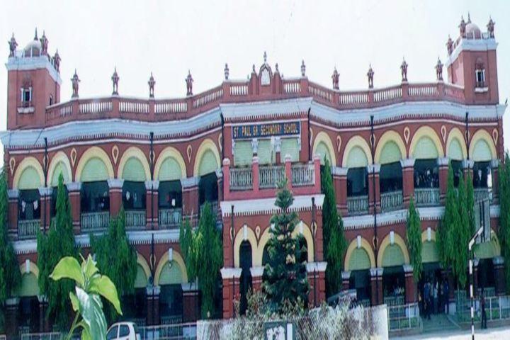 St Paul Secondary School-College Building