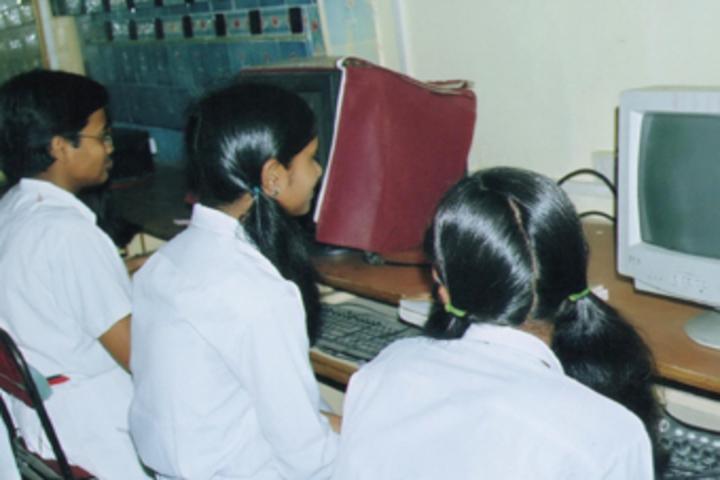 St Paul Secondary School-IT Lab