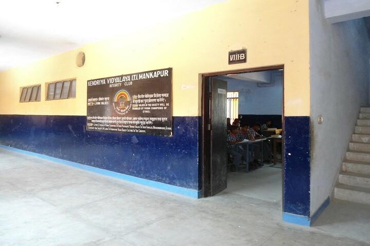 Kendriya Vidyalaya-Classroom View