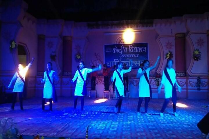 Kendriya Vidyalaya-Fusion Dance