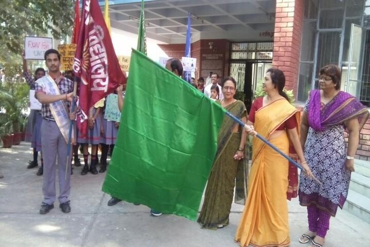 Kendriya Vidyalaya-National Unity Day