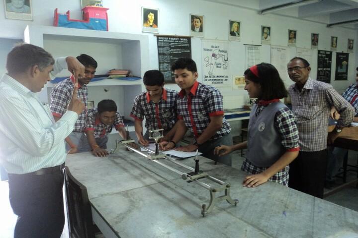 Kendriya Vidyalaya-Physical Lab