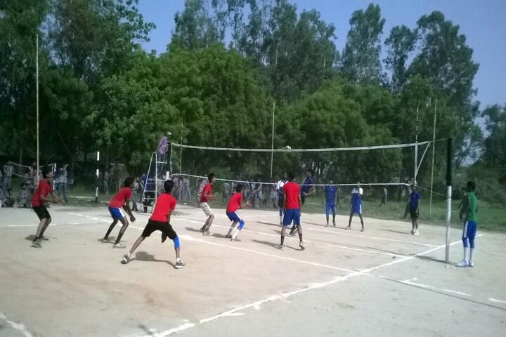 Kendriya Vidyalaya-School Sports Ground