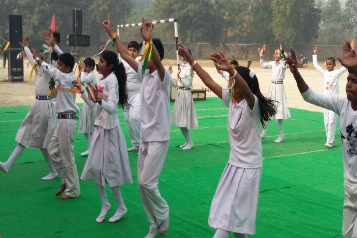 Kendriya Vidyalaya-Sport Day Celebrations
