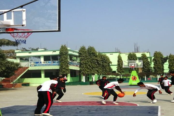 St Pauls High School-Basket Ball Area