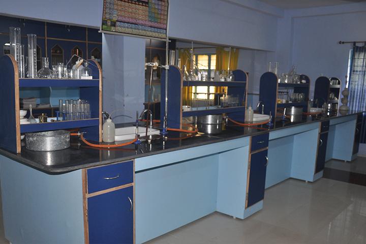 St Pauls High School-Chemistry Labs