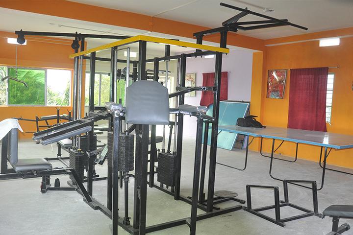 St Pauls High School-Gymnasium