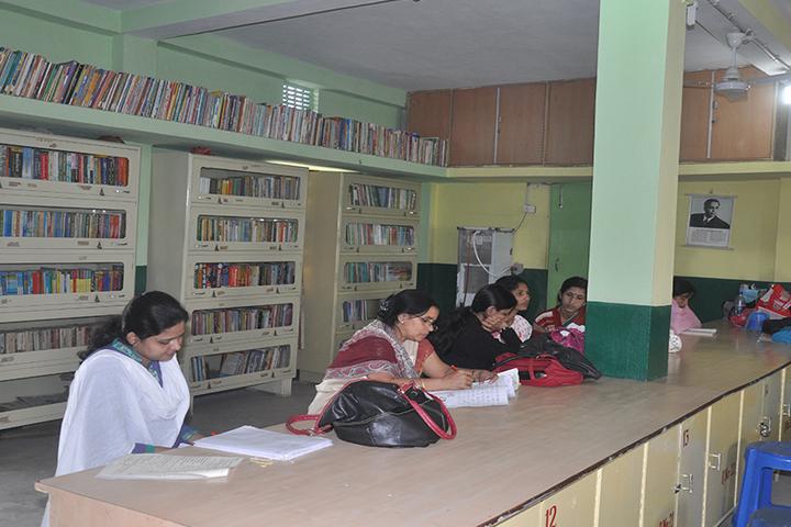 St Pauls High School-Library