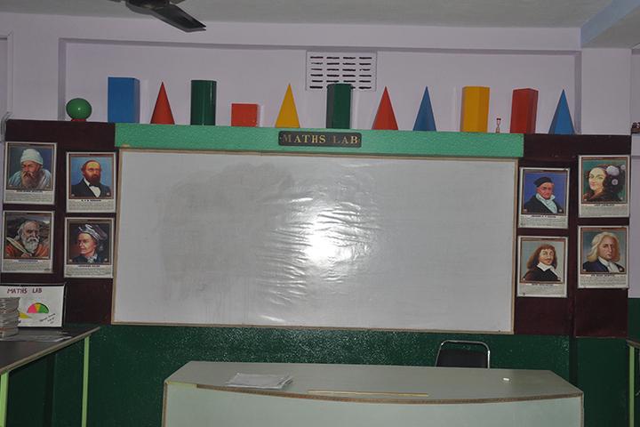St Pauls High School-Maths Lab