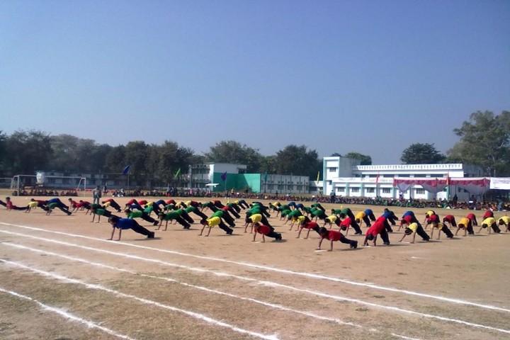 Kendriya Vidyalaya-Atheltic-Court