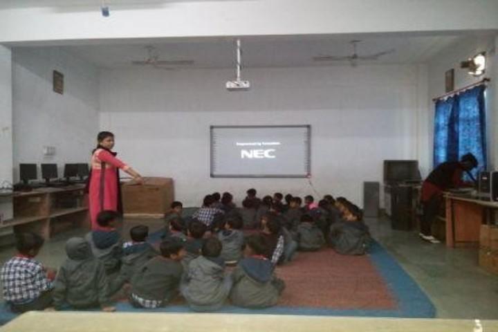 Kendriya Vidyalaya-Smart Class