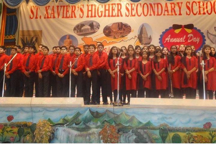 St Xaviers Senior Secondary School-Annual Day