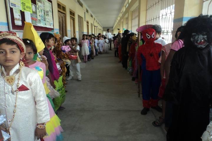 St Xaviers Senior Secondary School-Fancy Dresses
