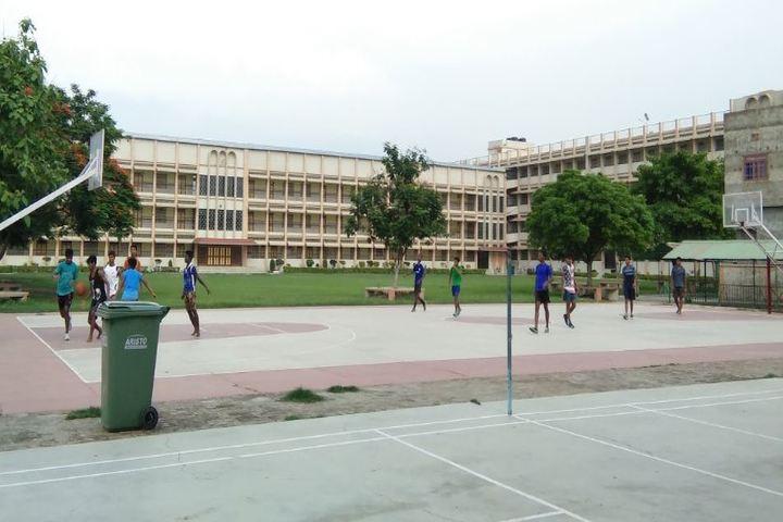 St Xaviers Senior Secondary School-Play Area