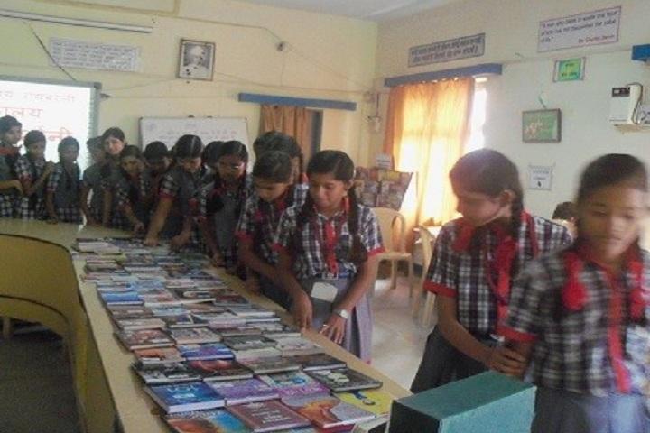 Kendriya Vidyalaya No 1-Book Exhibition