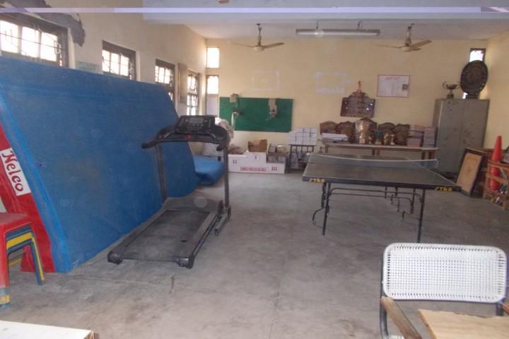 Kendriya Vidyalaya No 1-Games and Sports Room