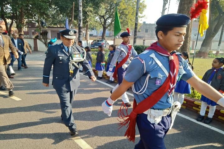 Kendriya Vidyalaya No 1-School Band