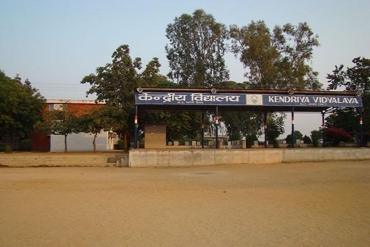 Kendriya Vidyalaya No 1-Campus-View