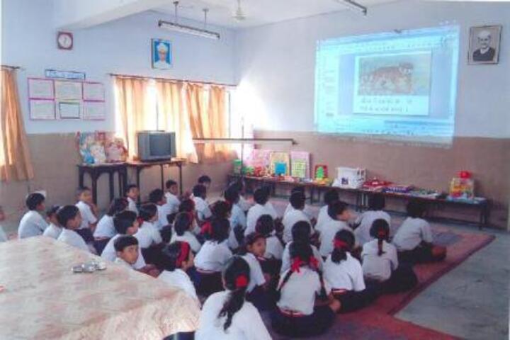 Kendriya Vidyalaya No 2-Smart Class