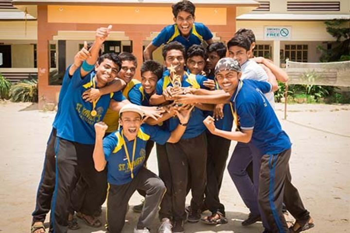 St Xaviers English High School-Achievement