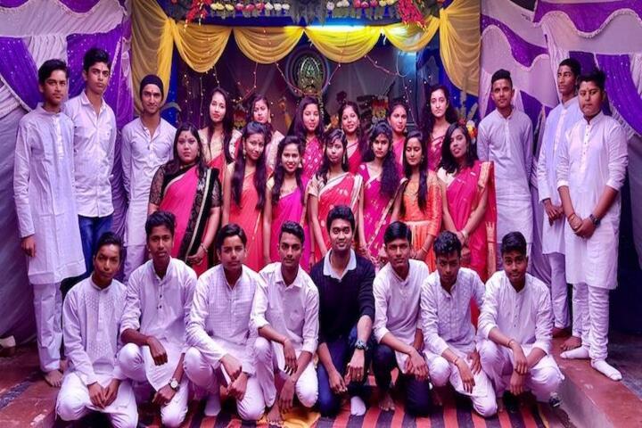 St Xaviers English High School-Dasara Celebrations