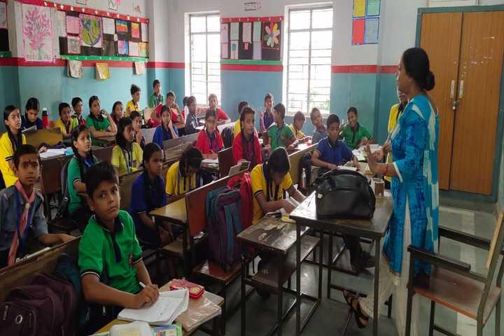 Kendriya Vidyalaya No. 3- Classroom