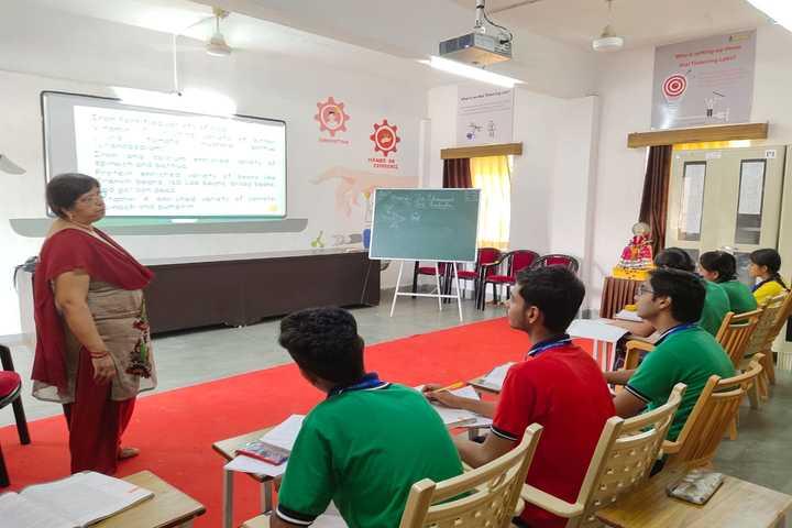 Kendriya Vidyalaya No3- Digital Classroom