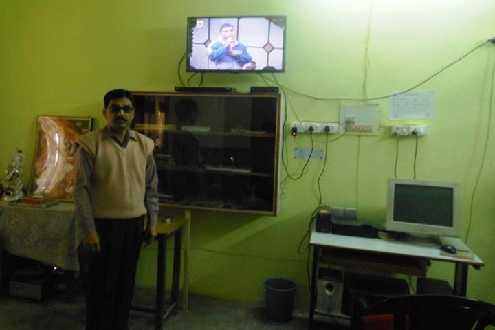 Kendriya Vidyalaya-Resource-Room