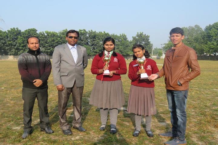 St Xaviers English Medium School-Award