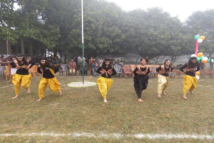 St Xaviers English Medium School-Dance
