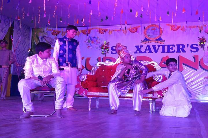St Xaviers English Medium School-Drama