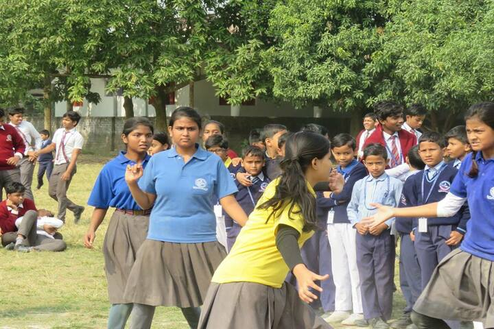 St Xaviers English Medium School-Sports
