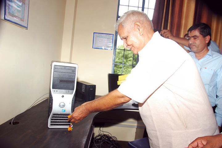 Keshav Madhav Saraswati Vidhya Mandir-Computer Lab