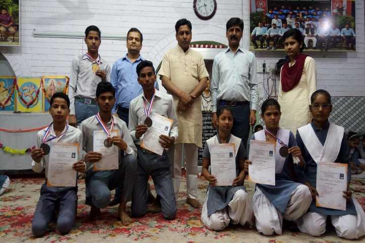 Keshav Madhav Saraswati Vidhya Mandir-Prize Distribution