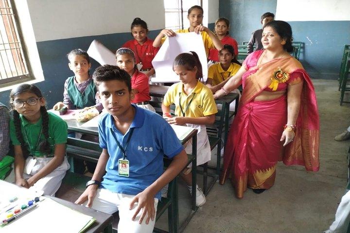 Ketan Covent School-Activity