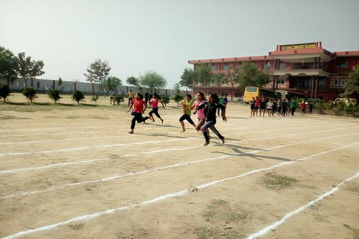 Ketan Covent School-Sports