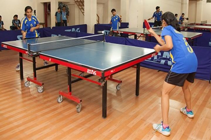 Khaitan Public School-Indoor Games