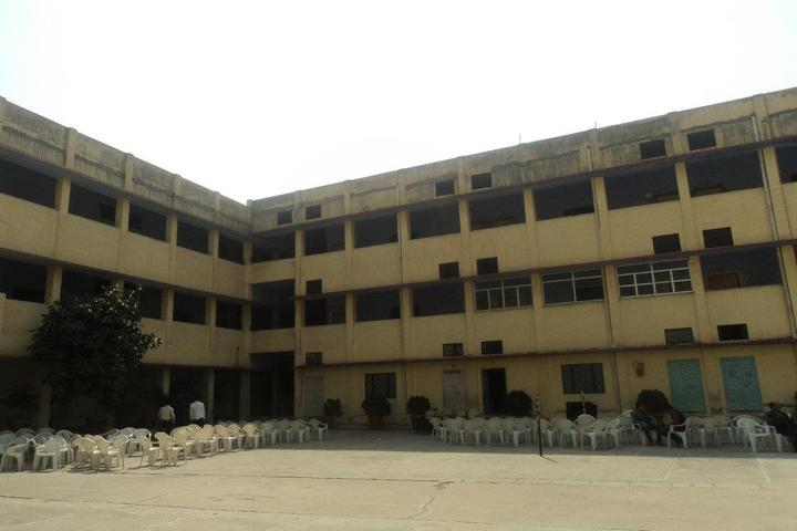 Khalsa Montessi School-Campus View
