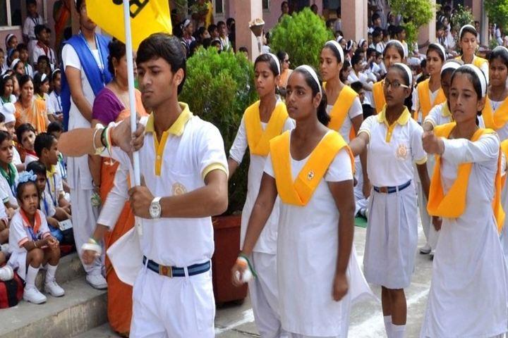 Khalsa Montessi School-Parade