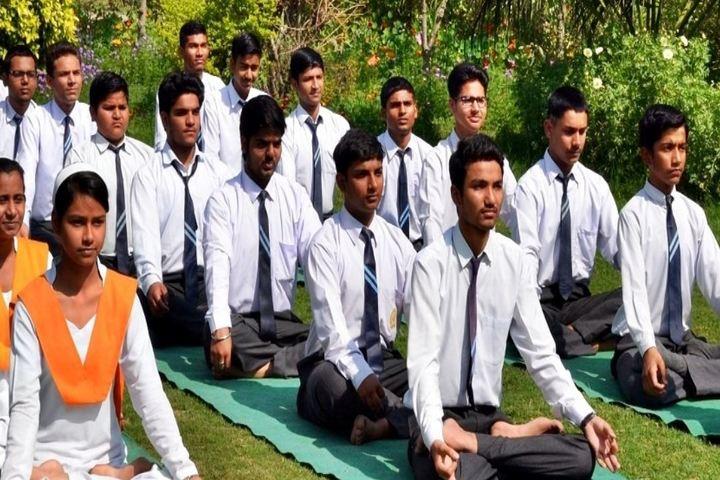 Khalsa Montessi School-Yoga