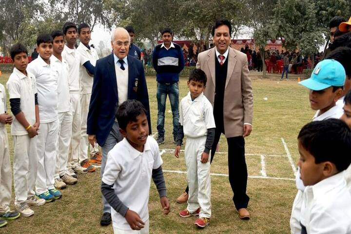 Khelgaon Public School-Sports Meet