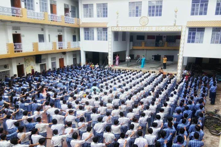 Kids Corner Happy School-Assembly