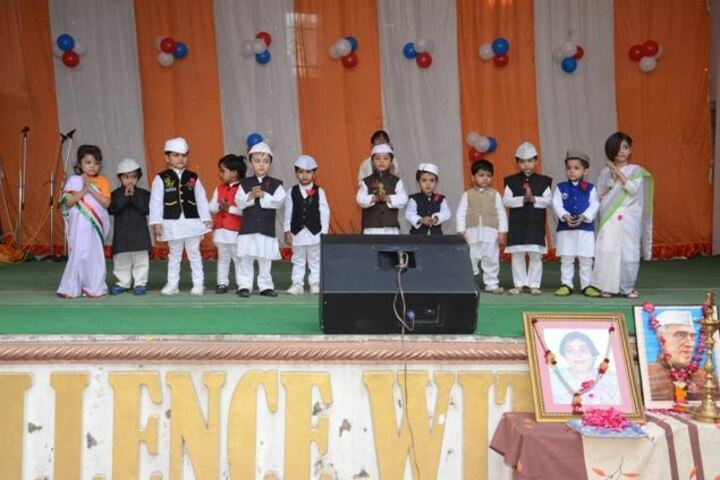 Kids Corner Happy School-Childrens Day Celebrations